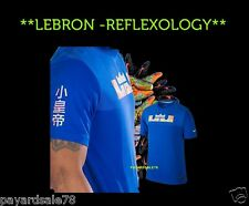 MEN'S SIZE 2XL XXL NIKE LEBRON JAMES DRI-FIT REFLEXOLOGY BASKETBALL T-SHIRT