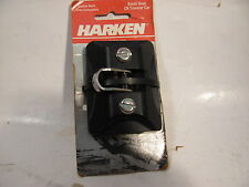 HARKEN 2727 small HIGH LOAD  BOAT  CB TRAVELER CAR  with SHACKLE
