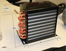 "COOLTECH Condenser Coil for Commercial Coolers & Freezers 12""x10""x10"""