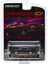 `85 Chevrolet Monte Carlo SS  1985 *** Greenlight Hobby Excl 1:64 OVP **SALE**