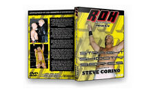 Official ROH Straight Shootin with Steve Corino (Used)