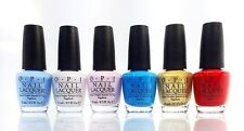 OPI Lacquer Nail Polish Alice Through The Looking Glass 2016 Collection Set Of 6