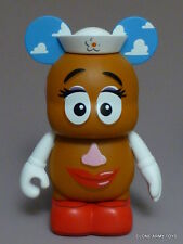 "MRS. POTATO HEAD DISNEY VINYLMATION 3"" TOY STORY SERIES 2 PIXAR RETIRED 2014"