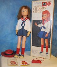 Vintage 1962 Talking Charmin Chatty Cathy Doll In Box J022