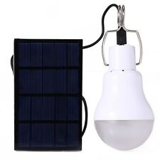 S-1200 15W 130LM Solar Powered Energy Portable Led Bulb Light Home Outdoor Lamp