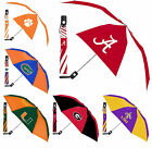 NCAA Licensed Automatic Push Button Umbrella 42 Inch by Totes - Pick Your Team!