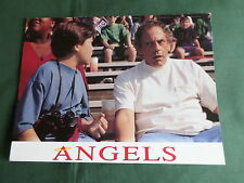 ANGELS - CHRISTOPHER LLOYD - JOSEPH GORDON-LEVITT - LOBBY CARD- 9 X 12