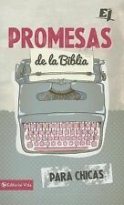 PROMESAS DE LA BIBLIA PARA CHICAS / BIBLE PROMISES FOR GIRLS -  (PAPERBACK) NEW