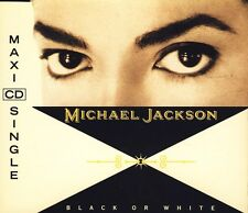 Michael Jackson - Black Or White Maxi-CD (1991)