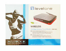 LEVELONE WBR-6805 TRAVEL ROUTER WIRELESS 300MBPS DA VIAGGIO INTERNET