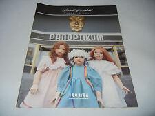 Annette Himstedt Puppen Kinder - Prospekt 1993/94 (meine Pos-Nr. 06)