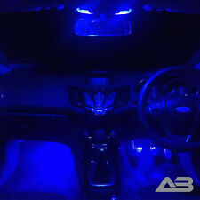 Ford Fiesta MK7/MK7.5  2009 - 2016 INTERIOR LED Car Light Bulb FULL UPGRADE SET