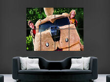 DUMB AND DUMBER FILM FUNNY  ART LARGE ART HUGE  GIANT POSTER PRINT