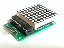 LED Dot Matrix Modul | 8x8 | MAX7219 | Kaskadierbar