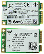 Intel Wireless N Wifi Tarjeta 533an_mmw WiFi Link 5300 802.11 a/b/g / n 480986 G66