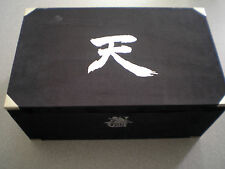 Street Fighter 25th Anniversary Empty Chest / Box    No Contents