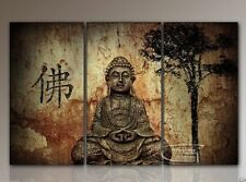 MODERN ABSTRACT CANVAS ART WALL DECOR OIL PAINTING-Buddha (NO Framed)AA