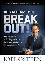 Daily Readings from Break Out!: 365 Devotions to Go Beyond Your Barriers and Liv