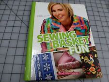 SEWING BASKET FUN LIKE NEW FULL OF GREAT IDEAS BY BARBARA WEILAND
