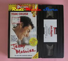 film VHS cartonata JERRY MAGUIRE TOm Cruise PANORAMA 1996 (F11*) no dvd