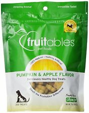 Fruitables CrunchyFlavor Name: Pumpkin & Apple,Size: 1-7 oz Pouc(2133) DTF (AOI)