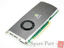 Original DELL Precision nVIDIA Quadro FX3800 Tarjeta De Video 1GB X9YDW