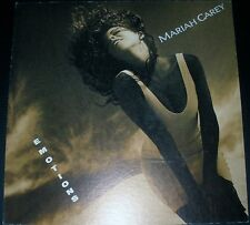 RARE MARIAH CAREY EMOTIONS 1991 VINTAGE ORIG MUSIC RECORD STORE PROMO DISPLAY