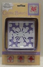Cookie Baker's Cutter & Stamp Present