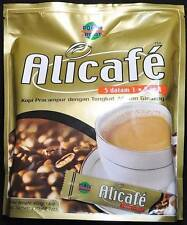 Alicafe premiscela 5 in 1 Caffè con tongkat ALI & Ginseng 20 x 20g POWER root BAG