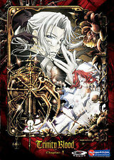 Trinity Blood: Chapter I - Viridian Collection 2007 - Disc Only No Case