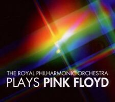 ROYAL PHILHARMONIC ORCHESTRA - RPO PLAYS PINK FLOYD (DELUXE)  CD  9 TRACKS  NEW+