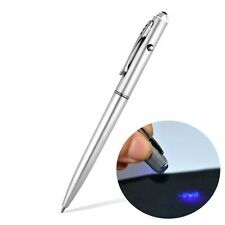 Magic Rotating Pen Invisible  Ink UV Light Ballpoint