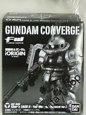 Bandai FW Gundam Converge MS-06S Char's Zaku II The Origin III Screening Char