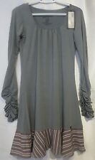 Alpinestar, sabrina tunic, heather gray, size M