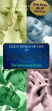 God's Words of Life for Couples by Zondervan Publishing Staff (2000, Hardcover)