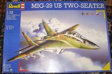 Revell 1/32 MIG- 29 UB Two seater