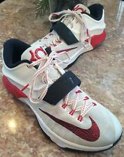 Nike Kevin Durant KD 7 VII 4th Independence Day Shoes Size 8 (653996 146)