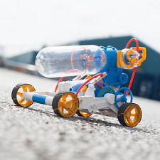 Air Powered Engine Car Science Educational Eco Kit Toy