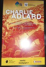 THE WALKING DEAD Catalogo Mostra FALCOMICS Falconara 2013 Charlie Adlard Zombie