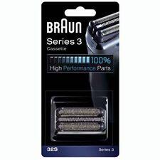 Braun 32S Latest Series 3 Silver Foil & Cutter Cassette 320 330 340 350 370 390