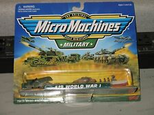 Military Micro Machines 1999 #19 WORLD WAR I 70019 *UNOPENED*