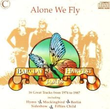 Barclay James Harvest Alone we fly-16 great tracks from 1974-1987 [CD]