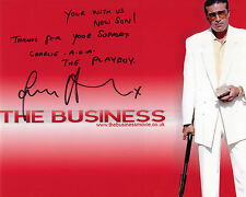 Tamer Hassan - Charlie/The Playboy - The Business - Signed Autograph REPRINT