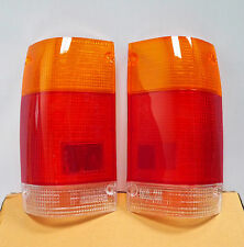 2x LHS RHS Rear tail light lens Mazda Bravo B2000 B2200 B2600 1988-1997 PICKUP