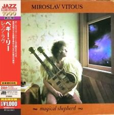 Magical Shepherd by Miroslav Vitous (CD, Mar-2014, WEA Japan)