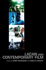 Lacan and Contemporary Film (Contemporary Theory Series),