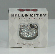 Hello Kitty 40th Perfume RING LE 275 ALL CRYSTALS Sephora Con Exclusive