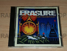 Crackers International by Erasure (CD, 1993, BMG/Toco/Mute) MADE IN ARGENTINA