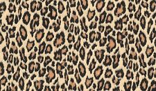 "LEOPARD Adhesive Film 79"" Shelves Liner Stickers Contact Paper Craft Decal Decor"
