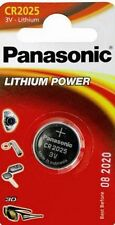 Panasonic Lithium 2025 Batteries- Pack of 2